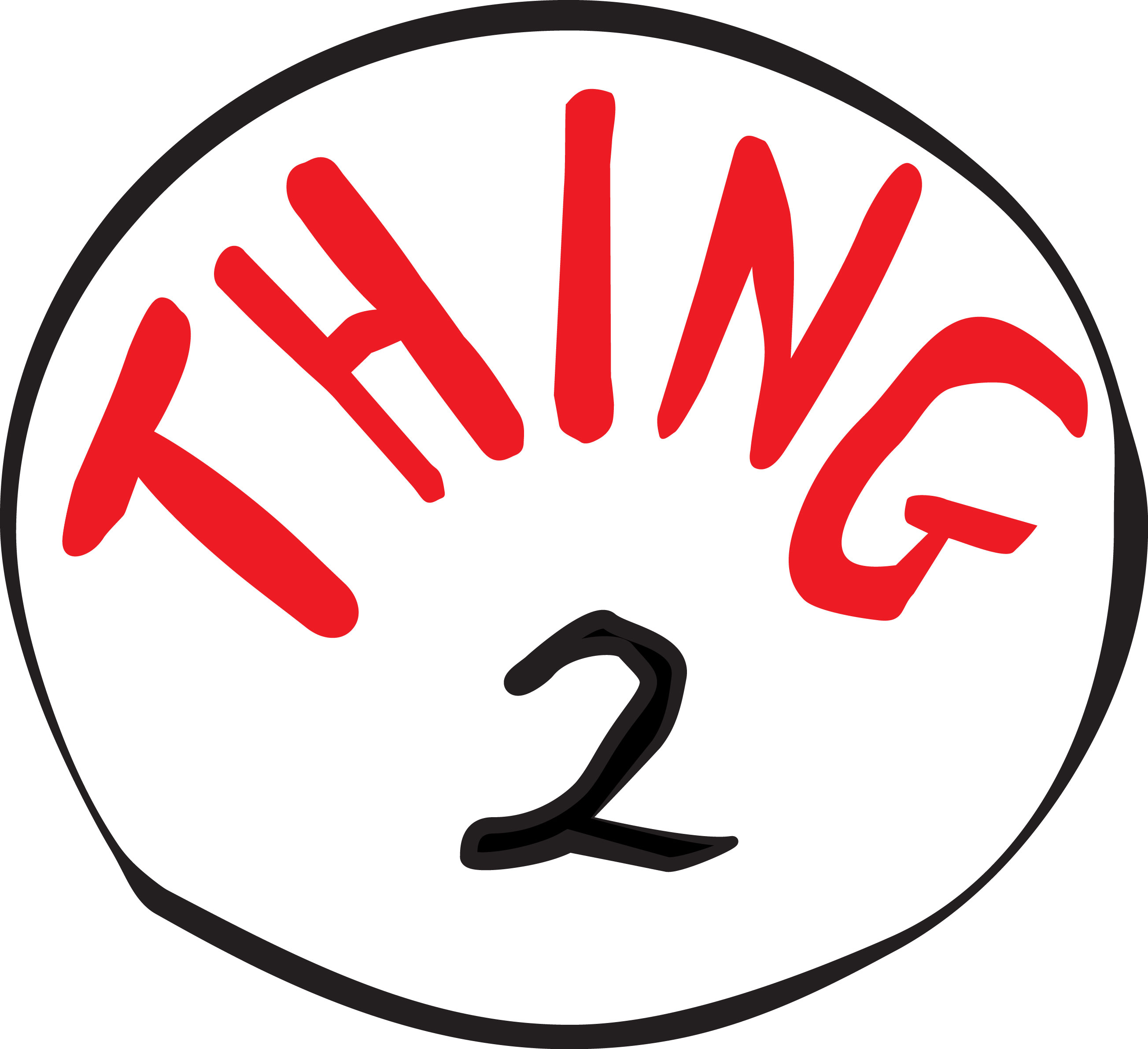 image about Thing 1 and Thing 2 Printable Iron on Transfer known as Makenzie-Issue 2 MasterPeace by means of Layout Website